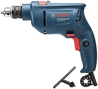 TALADRO PERCUTOR 10 MM 450W BOSCH (GSB 450 RE)